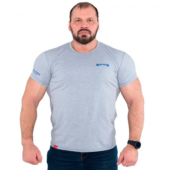 Men grey t-shirt WRPF