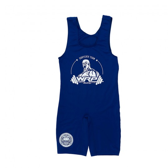 Blue singlet «Sarychev Team»